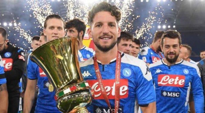 """Calcio Napoli, il momento d'oro di """"Ciro"""" Mertens: un napoletano nato in Belgio"""