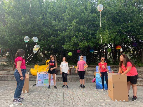 Ponticelli: festa di fine anno scolastico all'IC Porchiano Bordiga
