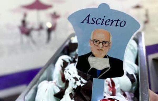 Solopaca: ecco il gelato in onore dell'oncologo Paolo Ascierto
