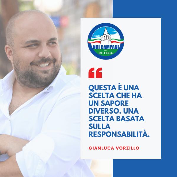 """Gianluca Vorzillo si candida alle Regionali 2020: """"No a campagna elettorale di promesse"""""""