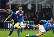 Coppa Italia, è ufficiale: Napoli-Inter si gioca il 13 giugno