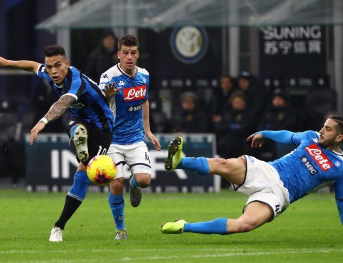 Coppa Italia, Napoli-Inter: dove vederla in streaming e tv