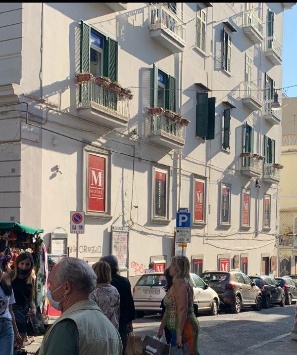 Napoli, arriva un nuovo megastore Mondadori al Vomero: sarà una libreria a tre piani