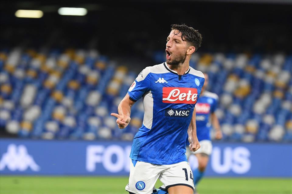 Calcio Napoli, azzurri in finale di Coppa Italia. L'1-1 basta agli uomini di Gattuso