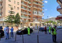 Focolaio a Mondragone, tamponi per 550 persone e accessi limitati