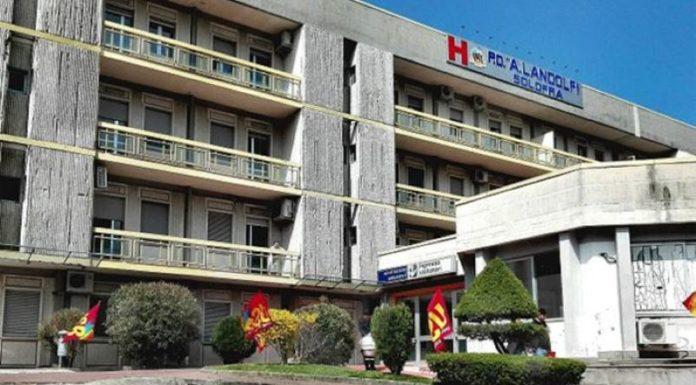 Ospedale di Solofra: Usb chiede la riapertura del pronto soccorso