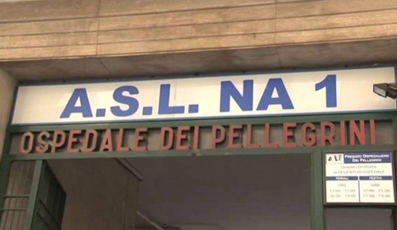 Ospedale Vecchio Pellegrini: denunciato per aggressione