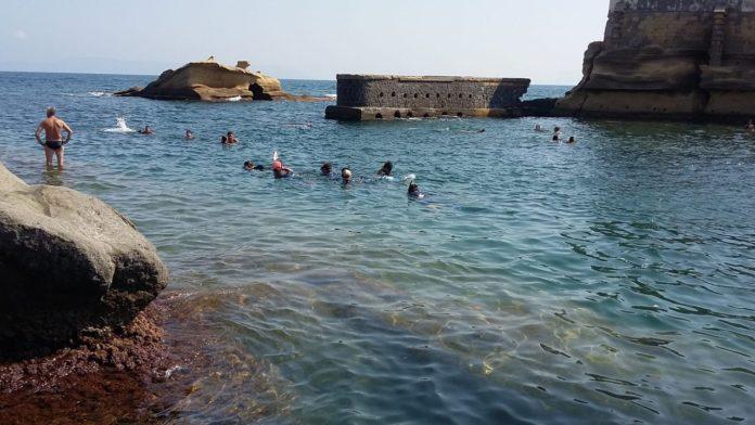 Venerdì 3 luglio riapre il Parco sommerso della Gaiola:come prenotare