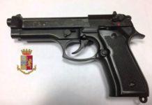 Afragola, lite condominiale tra sprangate e colpi di pistola: due denunce