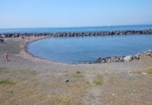 Fase 3 e il mare a Portici: prenotazioni per la spiaggia libera delle Mortelle