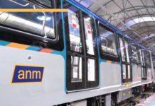 Anm, metro Linea 1: partiti i test con tecnici spagnoli per nuovi treni