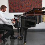 Dario Candela ospite del terzo appuntamento dell'Associazione Scarlatti