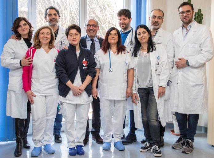 All'Ospedale Monaldi di Napoli all'avanguardia per il trattamento dell'insufficienza cardiaca avanzata