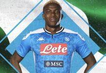 Calciomercato Napoli, ufficiale l'acquisto di Osimhen