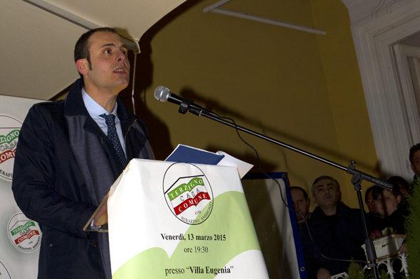 Terzigno, amministrative 2020: Serafino Ambrosio candidato a Sindaco