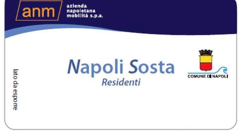 Anm: permessi sosta per i residenti a Napoli prorogati fino al 31 luglio