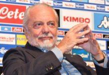 """Calcio Napoli, Aurelio De Laurentiis su Osimhen e Callejon: """"Chissà…"""""""