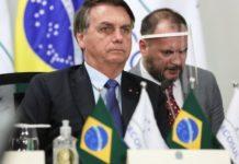 Il presidente brasiliano Bolsonaro positivo al Coronavirus