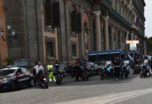 Napoli, Forze dell'Ordine controllano motociclisti: sequestri e multe per 230mila euro