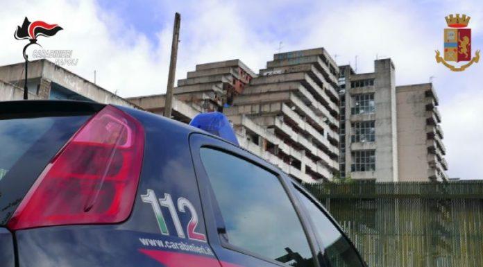 Maxi blitz all'alba contro il clan Vanella Grassi: cinquantuno arresti
