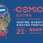 Il Comicon 2020 diventa extra: il programma da luglio a dicembre