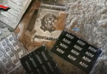 Somma Vesuviana, scoperta centrale di documenti falsi: un arresto