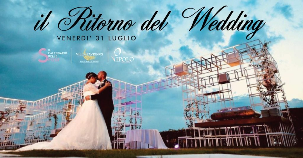 A Pozzuoli l'evento Il Calendario delle Spose 2020