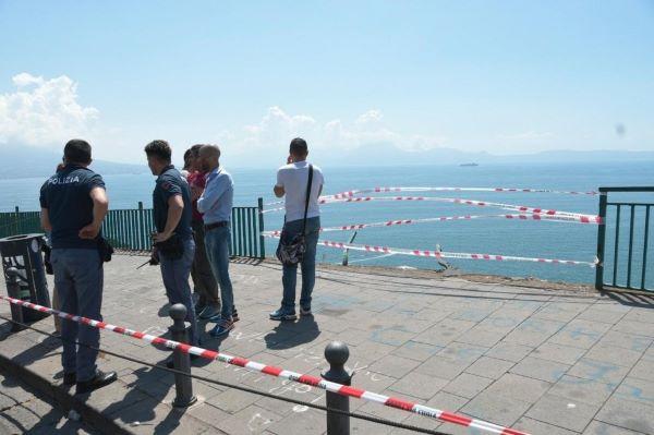 Auto precipitata in via Petrarca: il Comune di Napoli annuncia barriere più forti