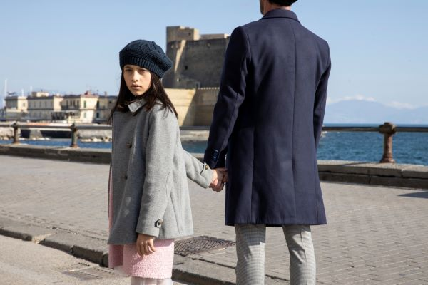 Venezia 77, Ludovica Nasti presenta Fame: la piccola Amica geniale star è la star red carpet