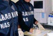 Napoli, controlli a tappeto dei Nas: sequestrati oltre 800 chili di alimenti
