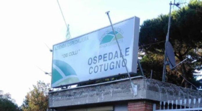 Ospedale Cotugno, complesso operatorio per pazienti Covid