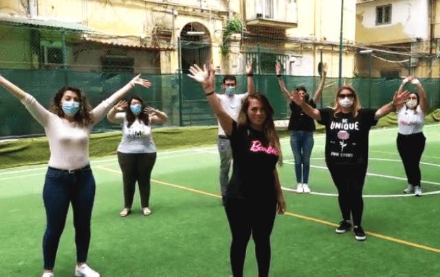 Napoli: iniziano le attività estive del progetto PITER al rione Sanità