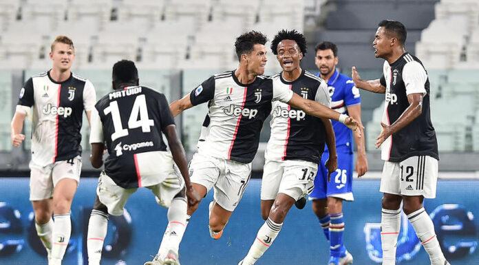 Serie A, riepilogo 36° giornata