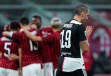 Serie A, ecco il riepilogo della 31° giornata