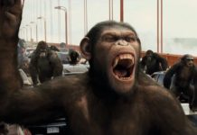 """Film stasera in tv, giovedì 16 luglio: """"L'alba del pianeta delle scimmie"""" su Italia 1"""
