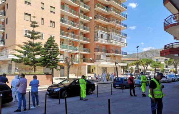 Covid 19 a Mondragone: prorogata fino al 7 luglio la zona rossa Palazzi ex Cirio