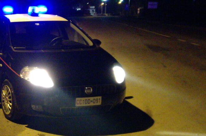 Avellino, Castelfranci: Due uomini sorpresi di notte nei pressi di villette isolate