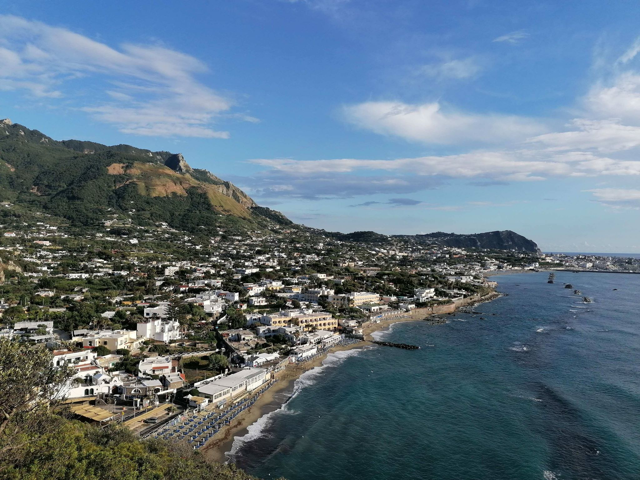 turismo culturale in campania forio d'ischia