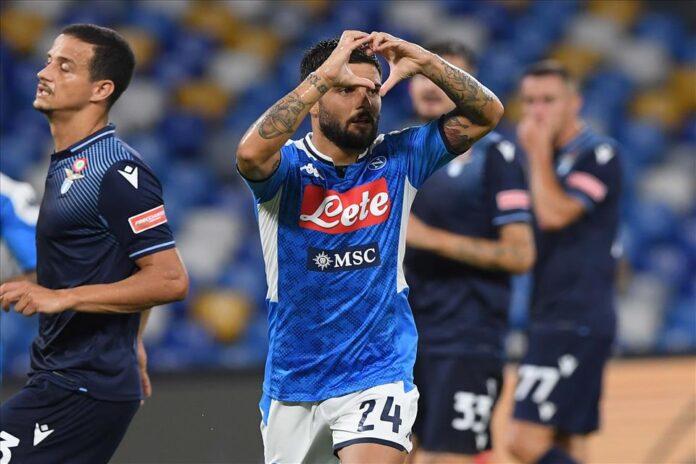 Calcio Napoli, Insigne si allena e Gattuso lo convoca per Barcellona