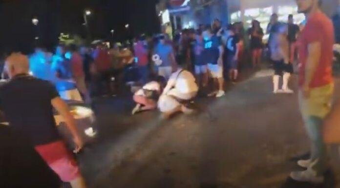 Castellammare di Stabia, Carabiniere picchiato mentre sedava una rissa: 4 arresti