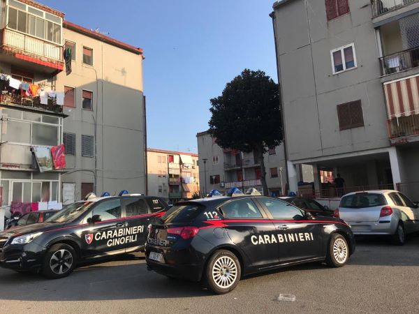 Torre Annunziata, servizi Alto impatto dei Carabinieri nel periodo estivo: i risultati