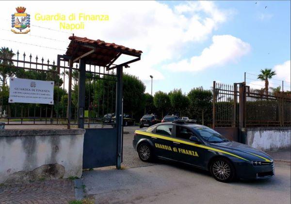 Falsa associazione culturale a Pozzuoli: 5 lavoratori in nero spacciati per volontari