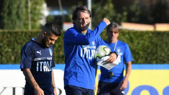Calcio Napoli, 3 azzurri convocati in Nazionale da Mancini
