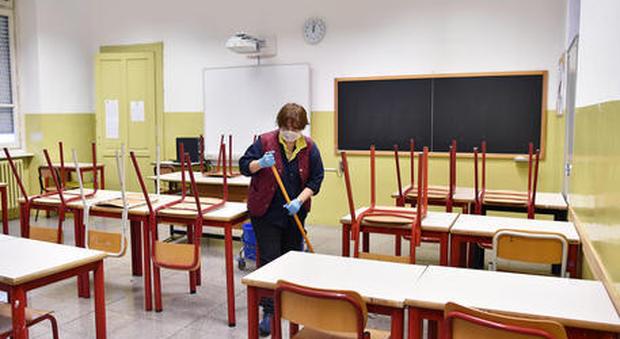 Covid 19 Campania: ipotesi riapertura scuole primarie e infanzia il 24 novembre