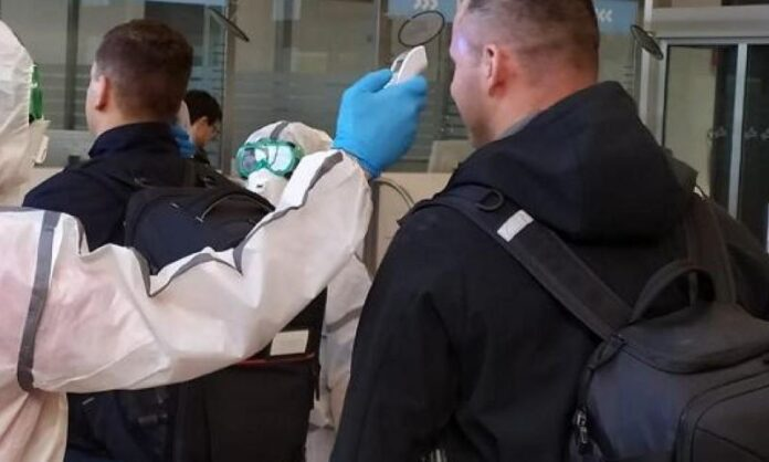 Coronavirus in Campania: 9.956 segnalazioni di rientri dall'estero