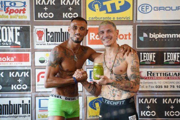 Pugilato, Domenico Mirko Valentino vs Mohamed Khalladi al Great Gym di Marcianise