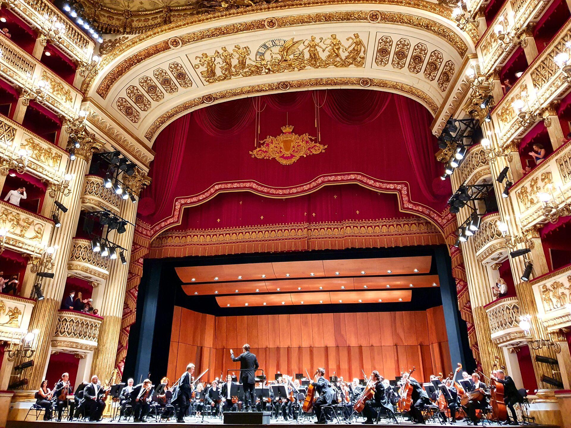 Teatro San Carlo, Il Turco in Italia di Gioachino Rossini in streaming