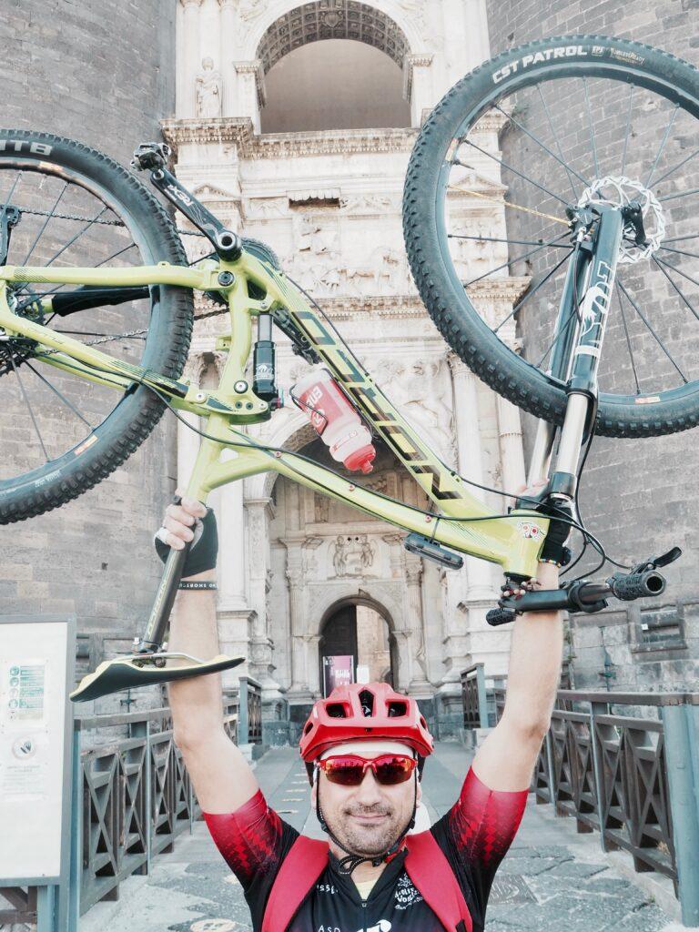 Napoli Bike Festival, il 3 ottobre apertura della pista ciclabile a Napoli Est