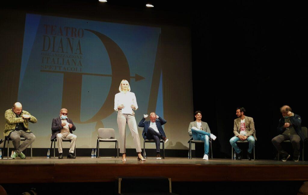 Presentando la nuova stagione Il teatro Diana rivede le stelle