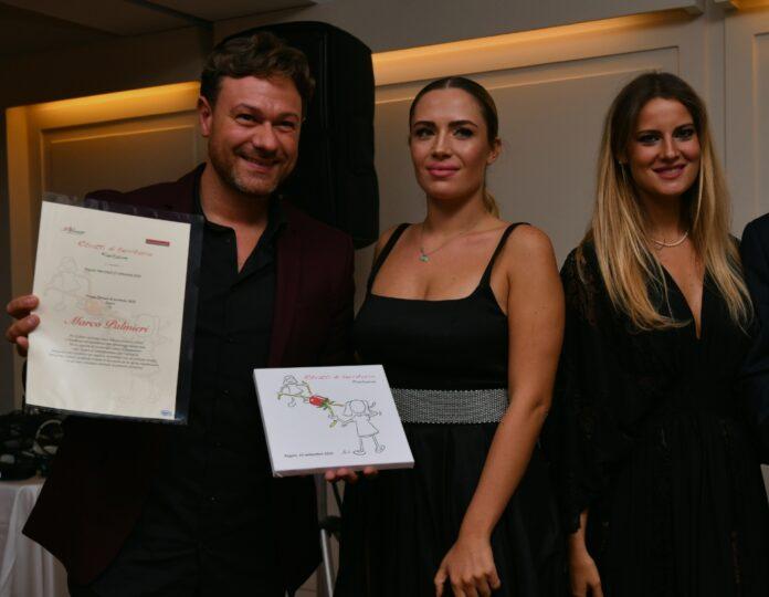 All'attore Marco Palmieri il premio Ritratti di Territorio